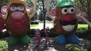 Our holiday to Orlando 2018