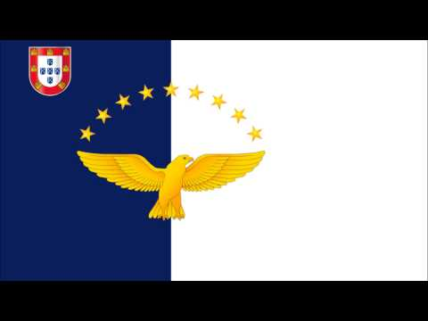 """Regional anthem of the Azores (Portugal) """"Hymn of the Azores"""""""