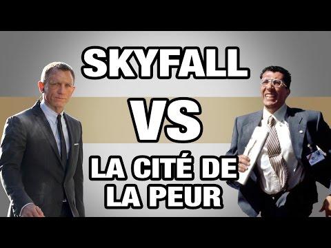 Skyfall Vs La Cité De La Peur - Wtm video