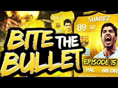 FIFA 15 - BITE THE BULLET! #15 - RODRIGO THE GOD! (FUT 15 SUAREZ RTG!)