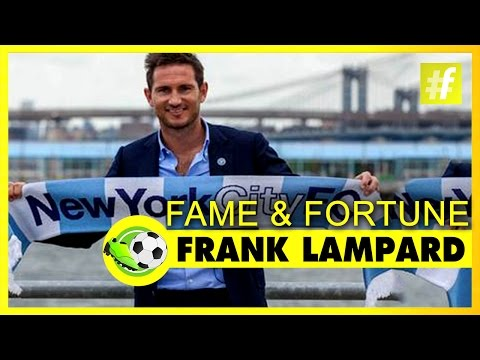 Frank Lampard – Fame and Fortune - Football Heroes