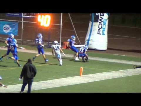RESUMEN DEPORTIVO BORREGOS PUEBLA VS BORREGOS CEM PLAYOFF LIGA MAYOR 2013
