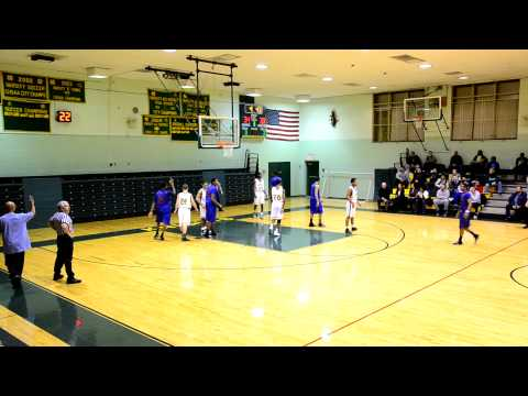 5 | Holy Cross High School ( Queens ) Vs Bayside High School ( Queens )