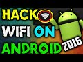 How to Hack Wifi Password On Android Phone 2016 Easily Ethnically