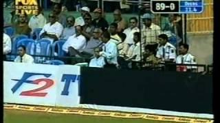 Adam Gilchrist 111 vs India ODI 2003 Bangalore
