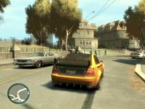 Jen málokdo našel unikátní auto v GTA 4