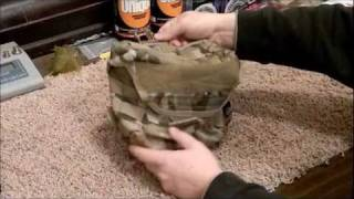 Condor Tactical MultiCam Drop Leg Dump Pouch ~ Product Review