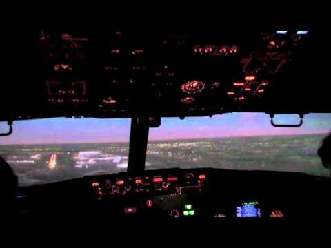 IronMaidenFC.gr: The Bruce Air Flight 666 Experience 2011 Landing