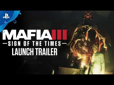 Mafia III - Sign of the Times DLC Launch Trailer   PS4