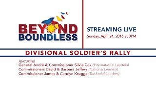 BEYOND BOUNDLESS (Southwest Divisional Soldier