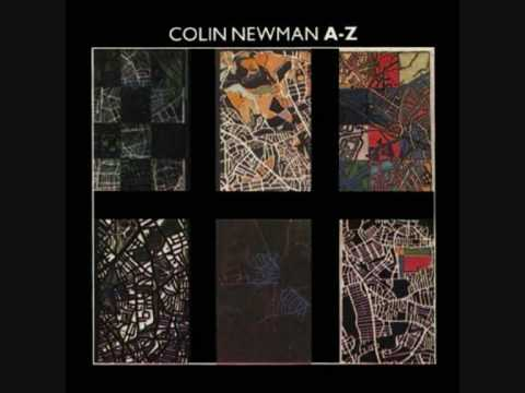Colin Newman - Alone