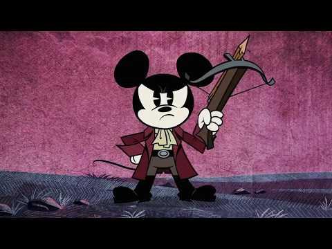 Halloween Spooktacular - Mickey Vampire Hunter