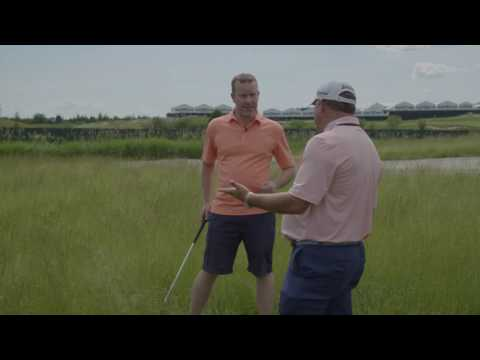 How to hit out of long, fescue rough