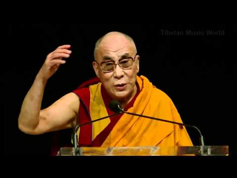H.H the 14th Dalai Lama's message to Tibetans on his 76th Birthday in US 2011