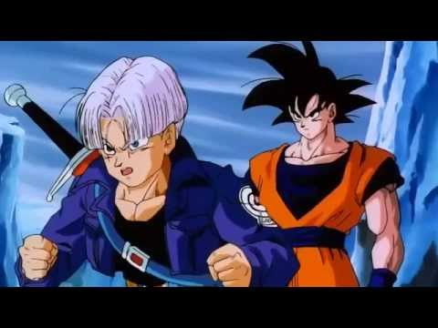 Trash Talk In DBZ