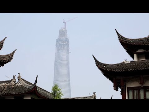 High, higher, Shanghai Tower: Bosch Thermotechnology equips Shanghai's new landmark