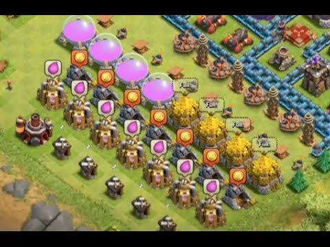 Clash of Clans Clan Wars LIVE and Peter17$ ESCAPES ... Pictures Of Clans