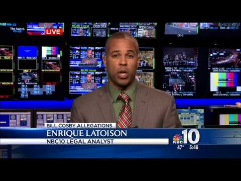 NBC 10 Criminal Defense Attorney Enrique Latoison Legal Commentary Bill Cosby Sex Abuse Lawsuit