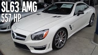 2013 MERCEDES SL63 AMG PERFORMANCE PACK VIDEO REVIEW, CLOSER LOOK