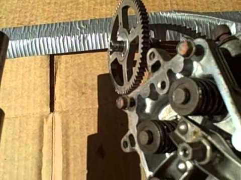 Part 8 - How to Repair Briggs/John Deere LA115 19.5 HP Engine - Parts Cleaning