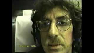 Charly llegando a Provincial 9/10/99