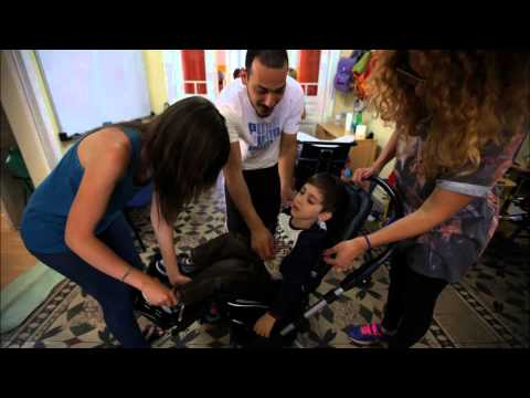 Anemoni Day Care Center for Cerebral Palsied Children (Nicosia, Cyprus)