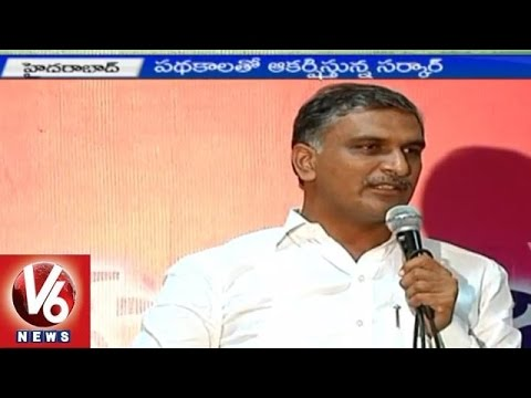 TRS Party action plan to secure Majority Seats in GHMC Elections | Hyderabad - V6 News