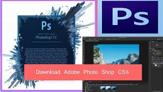 how to download adobe photoshop cs6 and setup bd