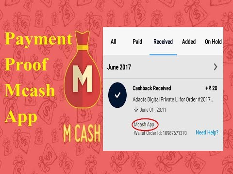 Paytm Payment Proof Mcash Application Earn Paytm Cash Instant In Paytm wallet online Money