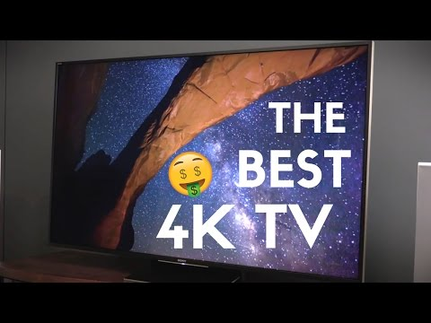 SONY Z9D REVIEW: Is a $9.000 4K HDR TV Worth It? 🤑
