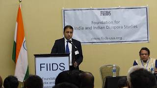 FIIDS Talk By Sadanand Dhume On Indo American Relations under Trump