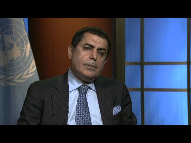 Interview with Nassir Abdul Aziz Al-Nasser, UN High Representative for the Alliance of Civilizations