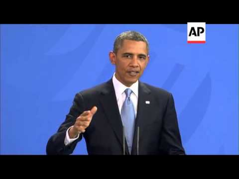 Obama silent on US arms to Syria, comments on NSA surveillance
