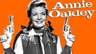 Annie Oakley THE IRON SMOKE WAGON