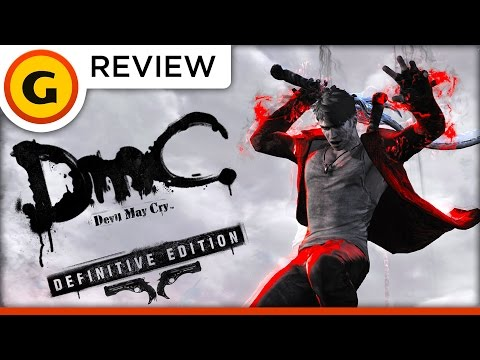 Dmc: Devil May Cry Definitive Edition - Review video