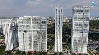 Ngộp thở với con đường ngập tràn dự án nhà ở cao tầng tại Nam Sài Gòn | Vres tv