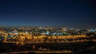 Иерусалим сквозь века, встреча 7-я, ч. 1. План раздела - битва за Иерусалим