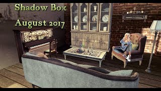 Unboxing - Shadow Box August 2017