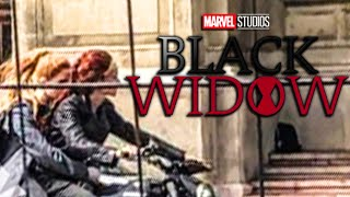 LEAKED BLACK WIDOW SET FOOTAGE Full Clip and Scene Breakdown