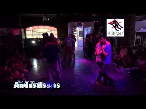 [andasalsa.es] La Nueva Habana - Concurso Amateur De Kizomba - Calentamiento video