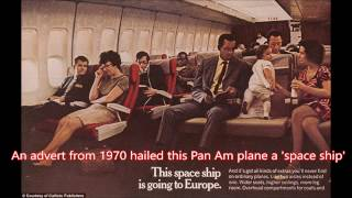 From glory to crushing bankruptcy: The story of Pan American Airlines