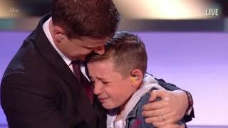 Calum Courtney: The Viral Boy With Autism Sings EMOTIONAL Song | Britain's Got Talent 2018