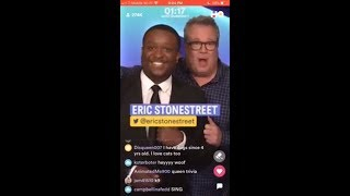 Eric Stonestreet hosts Dog Night on HQ Trivia! ($5,000/$0.76) Wednesday, 22 May 2019 9p ET