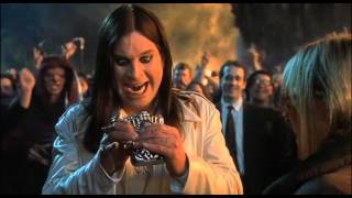 OZZY OSBOURNE - Scene in 'Little Nicky'