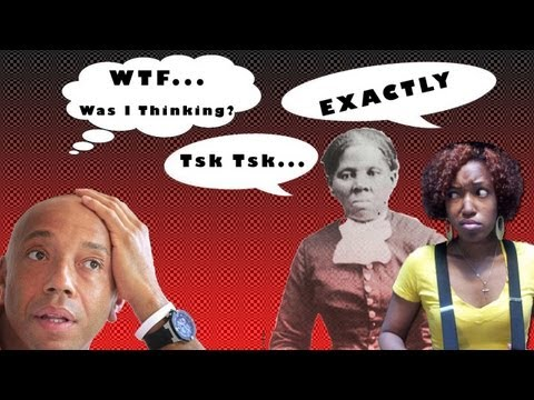 Russell Simmons disrespects Harriet Tubman's legacy with Sextape Parody