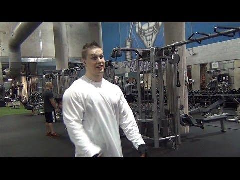 Hulkki Floridassa osa 7 - Tampa Bayn Powerhouse Gym
