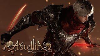 Astellia Online Male Assassin Character Customization