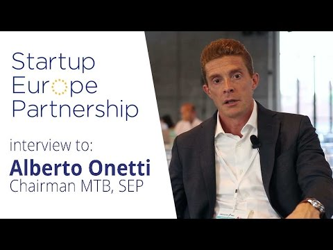 Alberto Onetti, Mind the Bridge - SEP Matching Event Rome