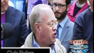 "Pulitzer Prize Winner Chris Hedges Calls Banksters ""Demon Possessed"" @ OWS"