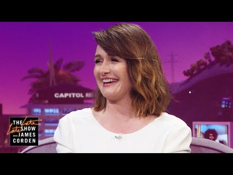 Emily Mortimer Is Quite the Lightweight